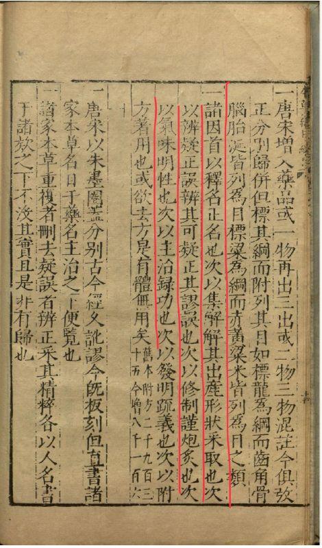 【征文15】与古为徒-本草的结构化写作
